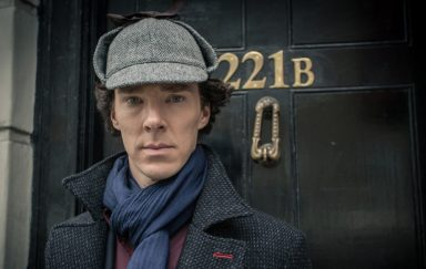 Image of Cumberbatch as Sherlock from nme.com Credit: BBC