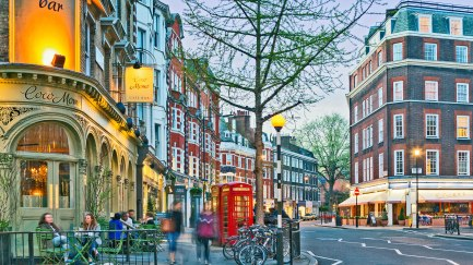 Image of Marylebone High St. from www.ft.com